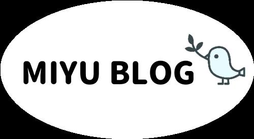 MIYU blog